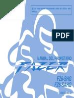 Fz 6 Manual 2009