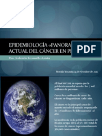 02 Panorama Epidemiologico de La Oncologia Pediatrica