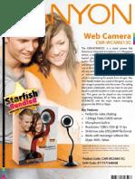 New Canyon Webcam CNR-WCAM613G
