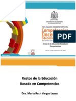 Competencias Docentes Ruth Vargas