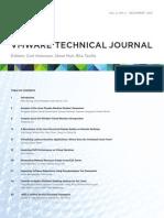 VMware Technical Journal - Winter 2013