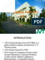 AVT Natural product