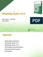 WhatsUp PresentacionProducto Gold 14 2