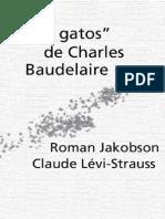 Claude Levi Strauss Roman Jackobson Los Gatos de Charles Baudelaire