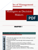 Decision Making Slides