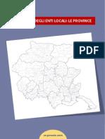 Dossier Province Friuli Venezia Giulia
