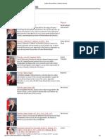 A full list of the 32 now-former Liberal senators