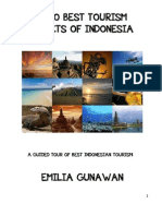 40 Best Tourism Objects of Indonesia