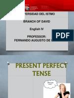 Present Perfect Final