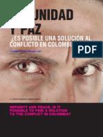 Impunidad y paz ¿es posible una solución al conflicto en Colombia?