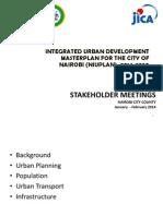 Master Plan Public Presentation Final - Public Consultations