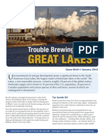 Trouble Brewing in the Great Lakes