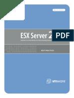 Esx2 Best Practices