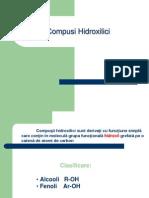 COMPUSI HIDROXILICI