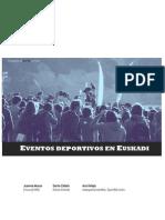 Eventos Deportivos Euskadi