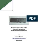AVR Assembler Tutorial