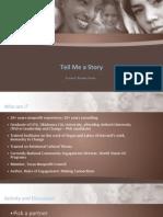 Tell Me A Story UMW 2014