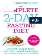 The Complete 2 Day Fasting Diet
