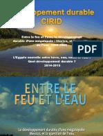 Shérif Abdalla & Anna Schumacher - Présentation d'un projet CIRID