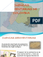 Cuencas Sedimentarias de Colombia Fn