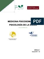 Medicina Psicosomatica y Psicologia de La Salud