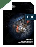 Engine Alternator Repower Giude
