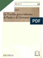 ADINOLFI 1971-La Turchia Greco-Islamica Di Paolo e Di Giovanni