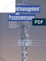 Projektmanagement und Prozessmessung - Graphiken
