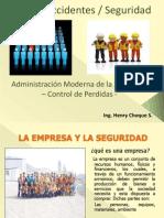 Clase 6 Administración Moderna de la Seguridad