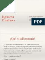 Expo Ing Economica