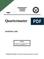 NAVEDTRA 14338 Quartermaster