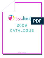 Toys Direct 2009 Catalog v.001- 8MB
