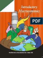 Macroeconomics Ncert