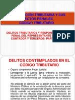 FISCALIZACIÓN TRIBUTARIA Y SUS EFECTOS PENALES