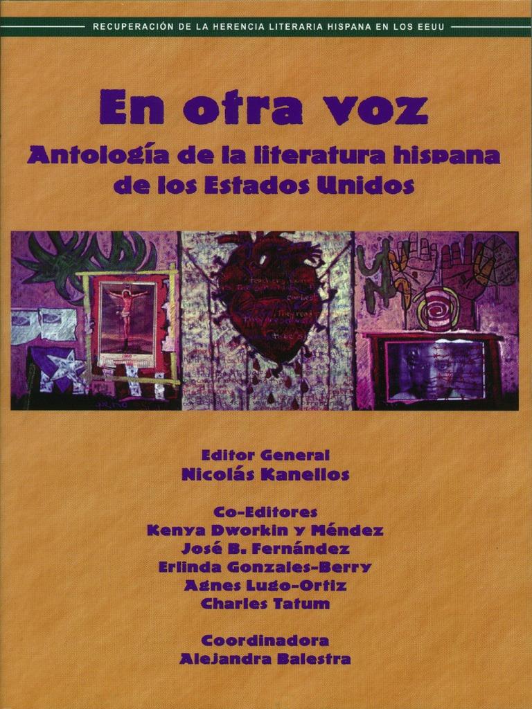 Ochentonas Follando en otra voz: antologia de la literature hispana de los
