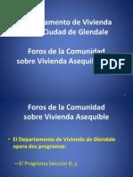 2014 Affordable Housing Forum-Spanish