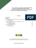 Biodiesel - relatório final