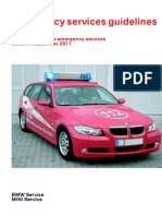 En Rescue Manual BMW Mini Extrication Erg Emergency Response Guide