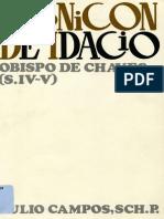 Idacio de Chaves - Cronicon OCR