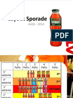 Layout Sporade