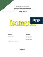 ISOMERÍA II