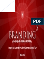 Free Excerpt of BRANDING TO THE POWER OF 5