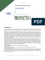 Proyecto Comunitario Socio Juridico