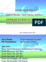 Pelan Strategik Akademik 2014