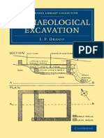 J. P. Droop Archaeological Excavation Cambridge Library Collection - Archaeology 2010