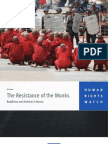 Resistance of the Monks - HRW