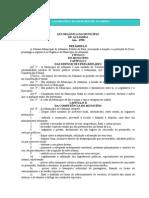 LEI ORGANICA DO MUNICÍPIO DE ALTAMIRA.doc