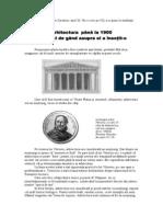 Doctrine in arhitectura