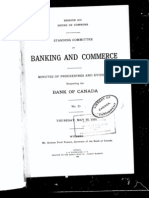 Standing Committee Banking and Commerce - may 25, 1939 - minutes pg756-780
