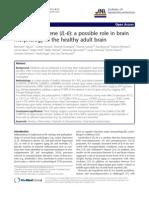 Interleukin 6 Gene (IL 6)